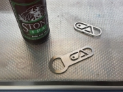 Catfish Bottle Opener & Key Chain