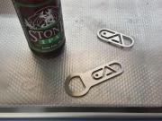 Catfish Bottle Opener & Key Chain