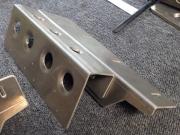 Accessories, Windshield frame brackets