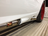 side exhaust