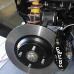 Our SEMA sponsors, Wilwood Brakes