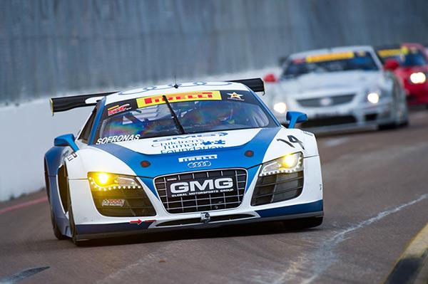 GMG Racing Audi R8