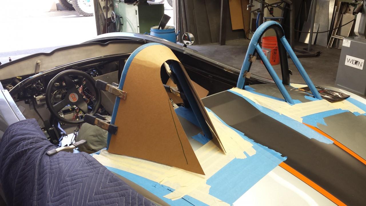 Refine the design, making asymmetrical wings